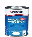 Interlux 50MPRV Fiberglass Bottomkote NT Antifouling Paint (Blue), 32. Fluid_Ounces