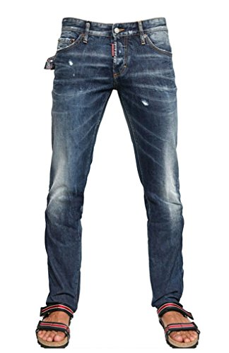 DSquared2 Slim Jean Dsquared D2 Herren Jeans