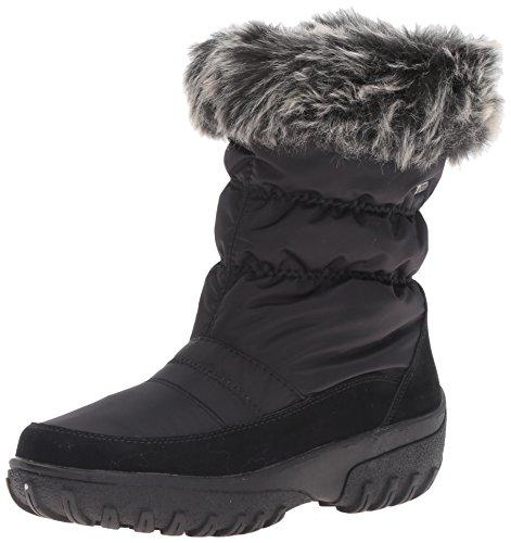 Rolim Black Women's Boot Step Spring Snow fcBUEEnR