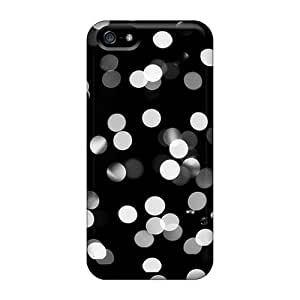 Premium BVt5548syOU Case With Scratch-resistant/ Dark Points Case Cover For Iphone 5/5s
