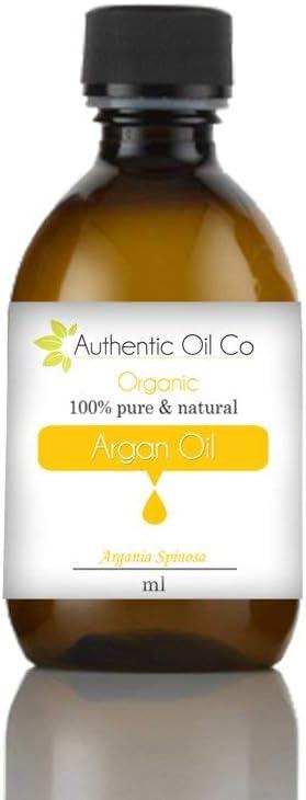 100% puro aceite de argán marroquí Orgánico para pelo cuerpo clavos y cara 50ml