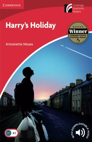 Harry's Holiday Level 1 Beginner/Elementary (Cambridge Discovery Readers: Level -