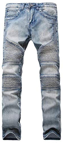 Pantaloni Usati 30 Stonewashed Fit Da color Jeans Skinny De9991retro Regular Size Denim Uomo 8T8ZWpqr