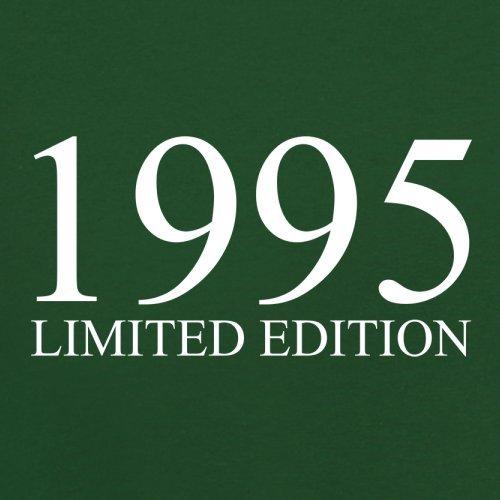 1995 Limierte Auflage / Limited Edition - 22. Geburtstag - Herren T-Shirt - Flaschengrün - XXXL