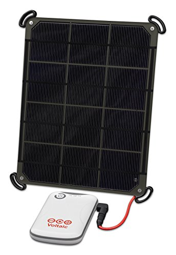 Voltaic Systems 6W Solar Panel Kit with External Battery Pac