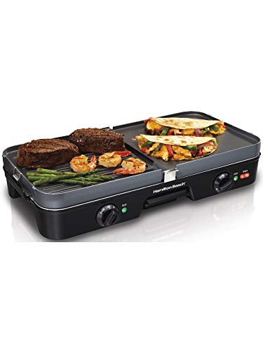 Hamilton Beach 3-In-1 Grill/Griddle Home Good