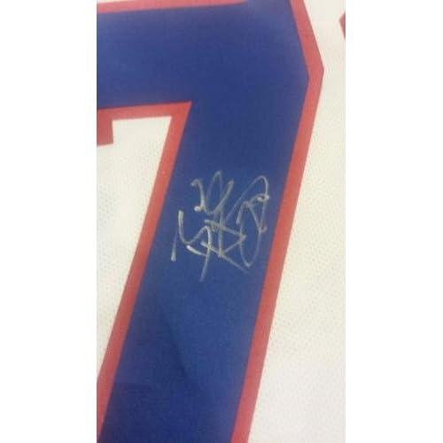 on sale 14d16 b6655 Autographed Braden Holtby Jersey - #70 Alternate Proof Coa ...