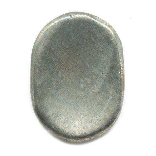 Pyrite Worry Stone