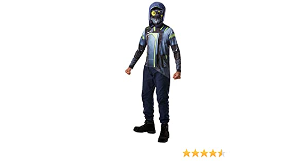 Rubies´s- Official Fortnite Archetype Costume Kit-Top & Mask ...