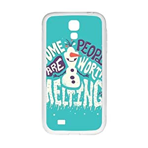 HRMB Frozen Snowman Olaf Cell Phone Case for Samsung Galaxy S4