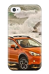New Premium Annie L Kurtz Subaru Crosstrek 26 Skin Case Cover Excellent Fitted For Iphone 4/4s