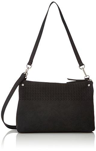 S.oliver (sacs) 39.801.94.4481, Sac pour femme noir (noir / noir)