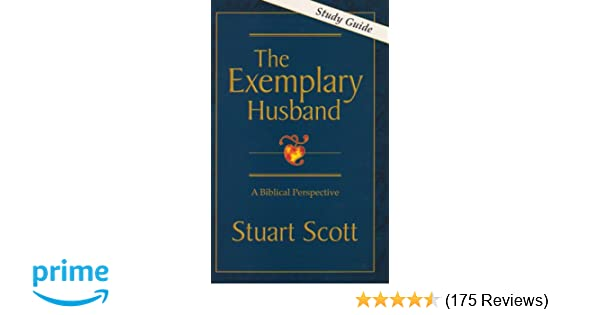 the exemplary husband a biblical perspective study guide dr rh amazon com Excellent Wife Exemplary Husband Excellent Wife Exemplary Husband