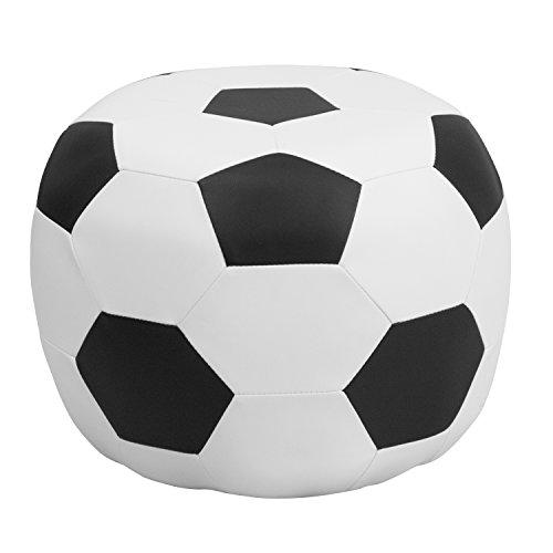 Flash Furniture Kids Soccer Stool by Flash Furniture
