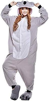 ShiyiUP Pijamas de Animales Koala Traje Divertido de Disfraz para ...