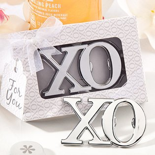 Kisses Design Bottle Opener Favors