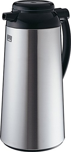 Zojirushi AFFB-19SAXA Premium Thermal Carafe 1.85 Liter Brushed Stainless Steel