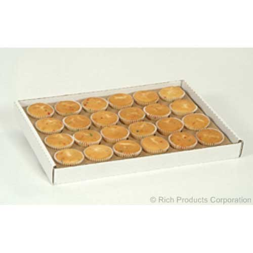 Richs Allen All Natural Cupcake Confetti, 1.15 Ounce -- 96 per case. by Rich Products Corporation