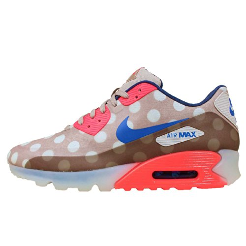 Nike Air Max 90 Ice City QS USA - Clssc Stn/Hypr Cblt-Hypr Pnch