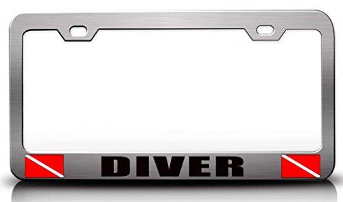 DIVER Scuba Diving Steel License product image