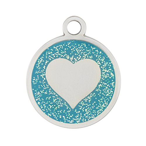 glitter-enamel-dog-id-tags-4-lines-personalized-text-stainless-steel
