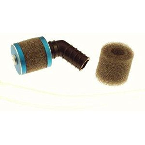 GPM Racing AF0106 Blue Aluminum .10 - .18 Air Filter Super Nitro Rs4