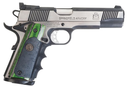 Pachmayr-American-Legend-1911-Evergreen-Camo-Laminate-Grip