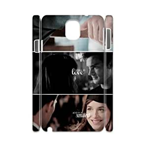 VNCASE Fifty Shades of Grey Phone 3D Case For Samsung Galaxy note 3 N9000 [Pattern-1]