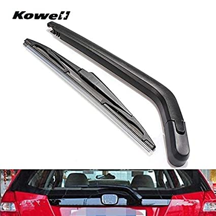 Automobiles & Motorcycles KOWELL Rear Windshield Wiper Blades Refill Brushes for Car Janitors for Toyota Yaris