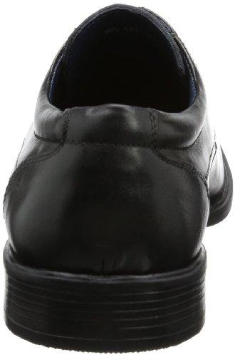 Josef Seibel Schuhfabrik GmbH Chris 01/Westland - Derby de cuero hombre negro - Schwarz (schwarz 600)