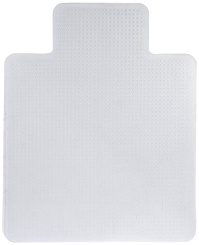 AmazonBasics Carpet Chair Mat - 48in x 60in