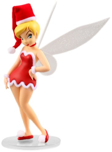 Disney Tinker Bell Christmas Limited Edition Action -