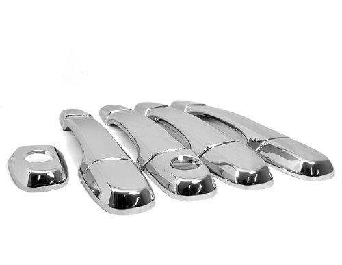 Triple Chrome Side Door Handle Cover Trims For Lexus 1998-2003 RX300 2001-2005 IS300 1998-2005 IS200 Toyota 2098-2003 Harrier First Generation Brand New