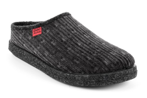authéntiques Andres petites Côtelé am001 Grandes Machado Velours Gris 26 Spain In Et Pointures Made Chaussons Unisex 50 FFRErqw