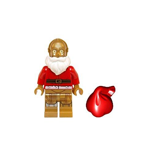 LEGO Star Wars Advant Minifigure - C-3PO Santa C3PO (75097)