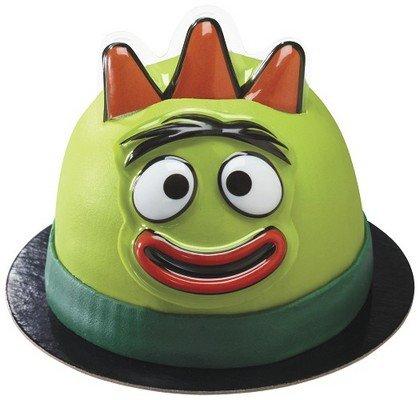 Brobee Face Cake Topper