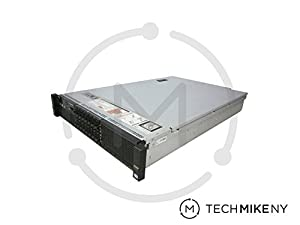 DELL PowerEdge R720 Server 2x 2.00Ghz E5-2640v2 8C 192GB 8x 2TB (Certified Refurbished)