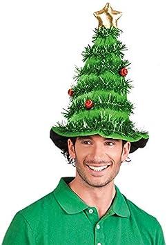 DISBACANAL Gorro árbol de Navidad