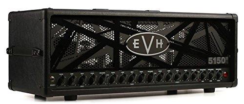 EVH 5150III 100S Head 100-watt Special Run Tube Head - Black ??Stealth?? (Tube 100w Head)