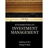 img - for Fundamentals of Investment Management 10th (Tenth) Edition byBlock book / textbook / text book