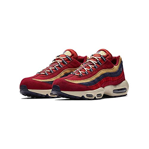 Multicolor wheat Air Nike 603 Gold Purple Max Zapatillas Hombre red 95 provence Para Crush Prm FW70qf