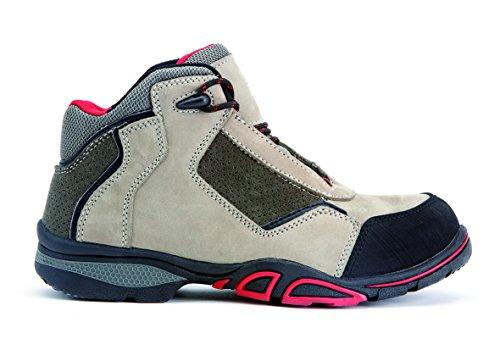 Bellota Urban S1P-Chaussures-gris, 72287G47S1P