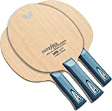 Butterfly Innerforce Layer ALC Table Tennis Blade - ALC Carbon Fiber Blade - Innerfiber Layer Series - Professional Table Tennis Blade - an, FL, and ST Handle Styles - Made in Japan