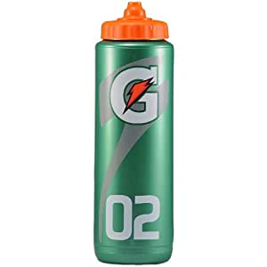 Gatorade Squeeze Bottle With Clear View Strip Workplace