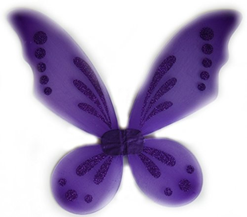 Fairy Wings - Pixie Wings - Tinkerbell Wings - Purple