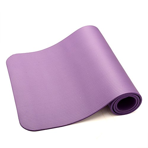 Relefree®8mm Más Gruesa Esterilla Antideslizante PhysioRoom para Yoga y Pilates – Colchoneta Alfombrilla Tapete de Gimnasia Fitness Yoga Mat