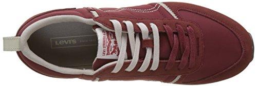 Baskets Red Noir Regular Levi's Gilmore Rouge Homme gxyBpR