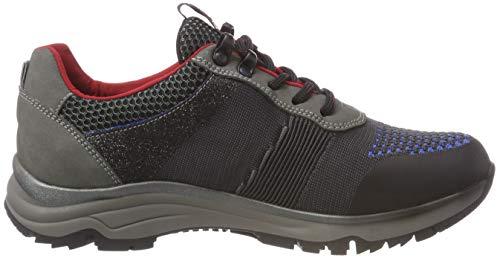 Iron Tirol titan sky Schwarz Sneaker Nero 07 Donna Titan Ara 4da8w4
