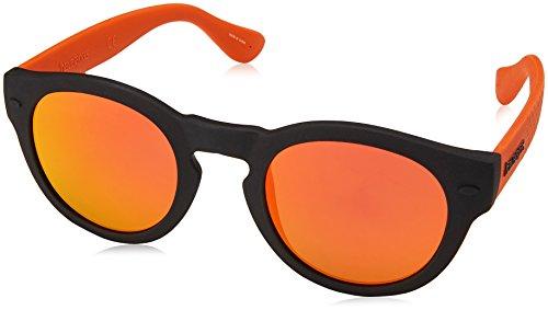 Orange M Grey TRANCOSO Negro Black Havaianas Sonnenbrille xOXnFp4