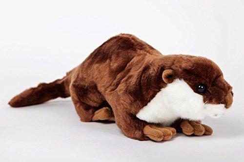 servicio honesto River Otter Stuffed Plush Animal - Cabin Critters North North North American Wildlife Collection by Cabin Critters  venta con descuento